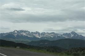 SL Ouray CO Mtns