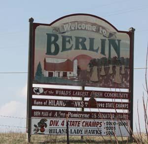 Amish in BerlinOH…