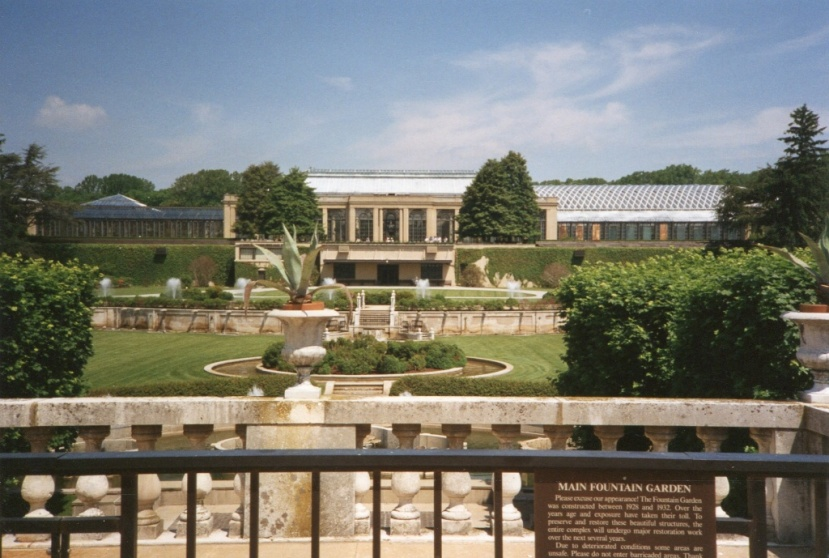 Botanical Gardens &Industrialists
