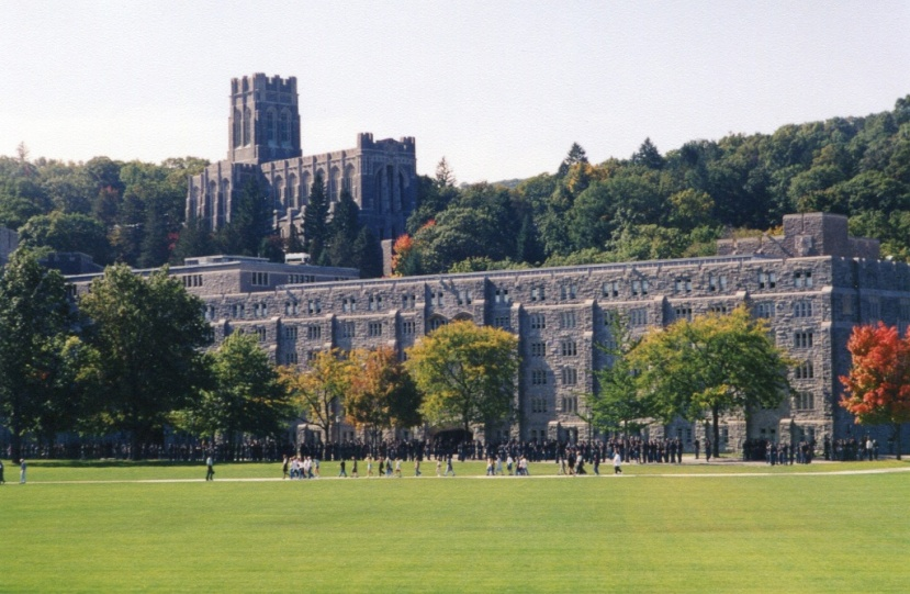 West Point…