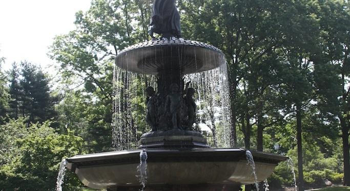 Central Park….