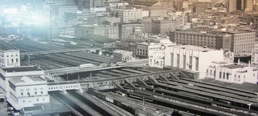 Railroads…