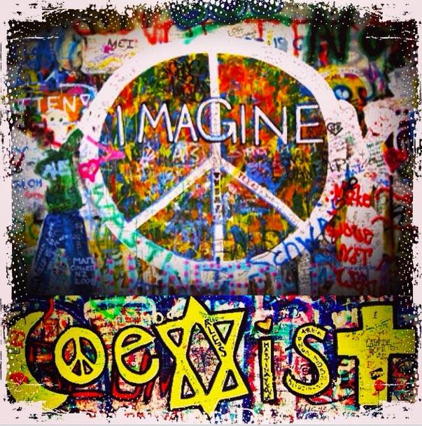 Peace Graffiti-1