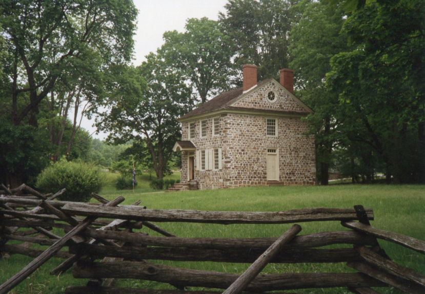 Washington Slept Here…
