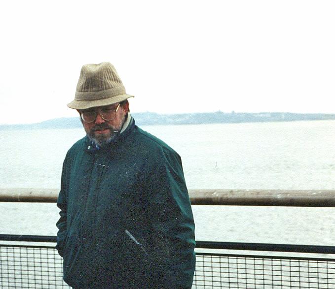 NYC 1999- Kind of Like a Writer-1