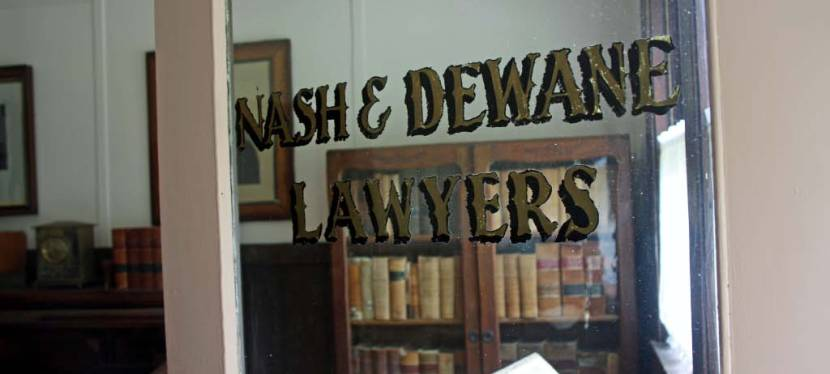 Lawyers…