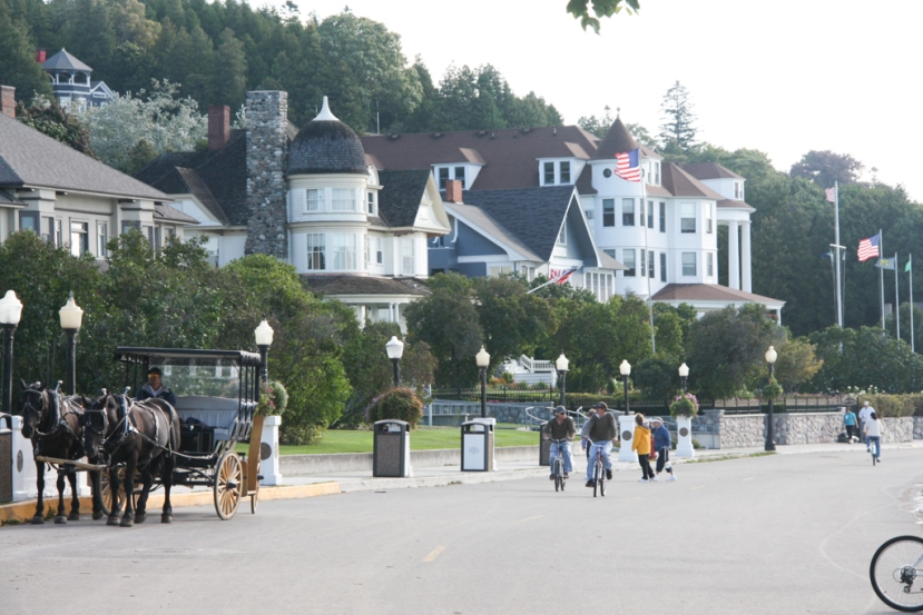 Mackinac Island – Hotels
