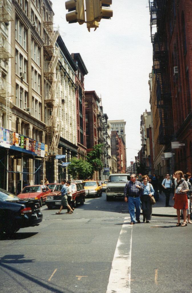 Manhattan…