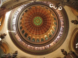 Milwaukee State Capital Dome