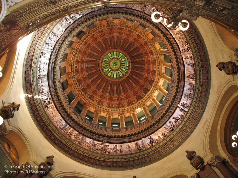 Milwaukee State Capital Dome