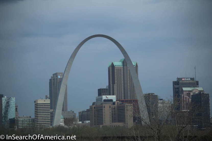 A Quick Trip Through St. Louis…