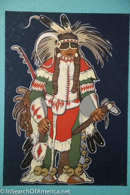 Indian Cultural Center NM-10
