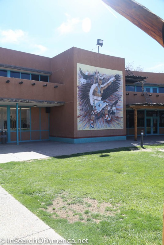 Indian Cultural Center NM-13