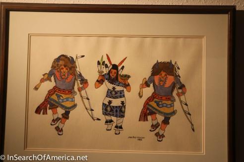 Indian Cultural Center NM-3