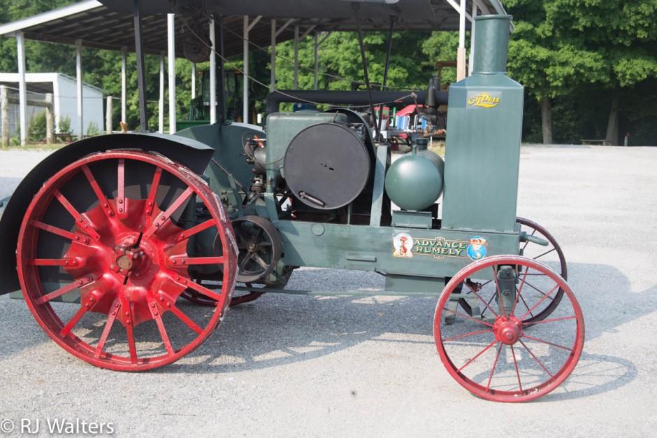Antique Tractor Show-2