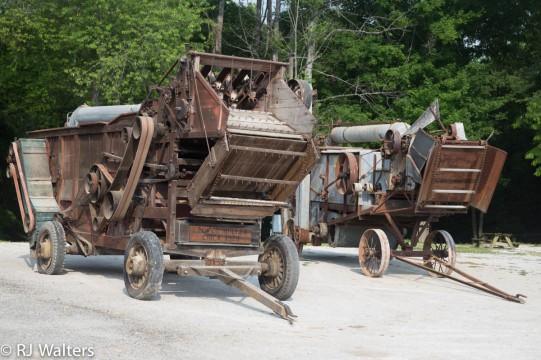 Antique Tractor Show-3