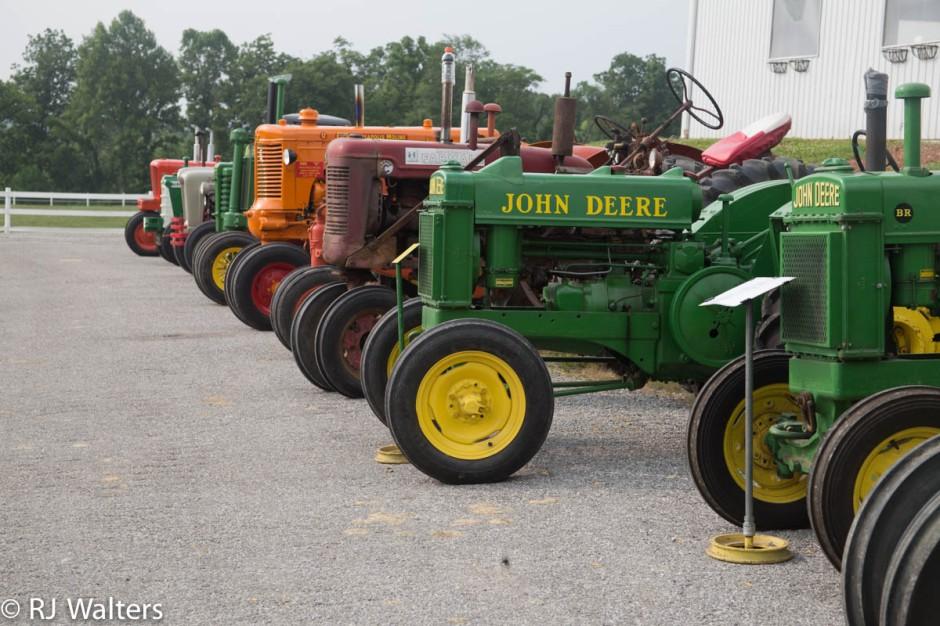 Antique Tractor Show-5
