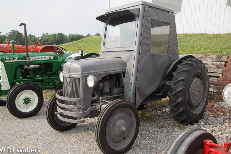 Antique Tractor Show-6