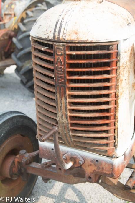 Antique Tractor Show-8