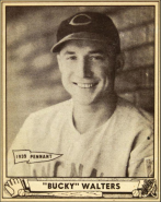 Bucky Walters - baseball palyer