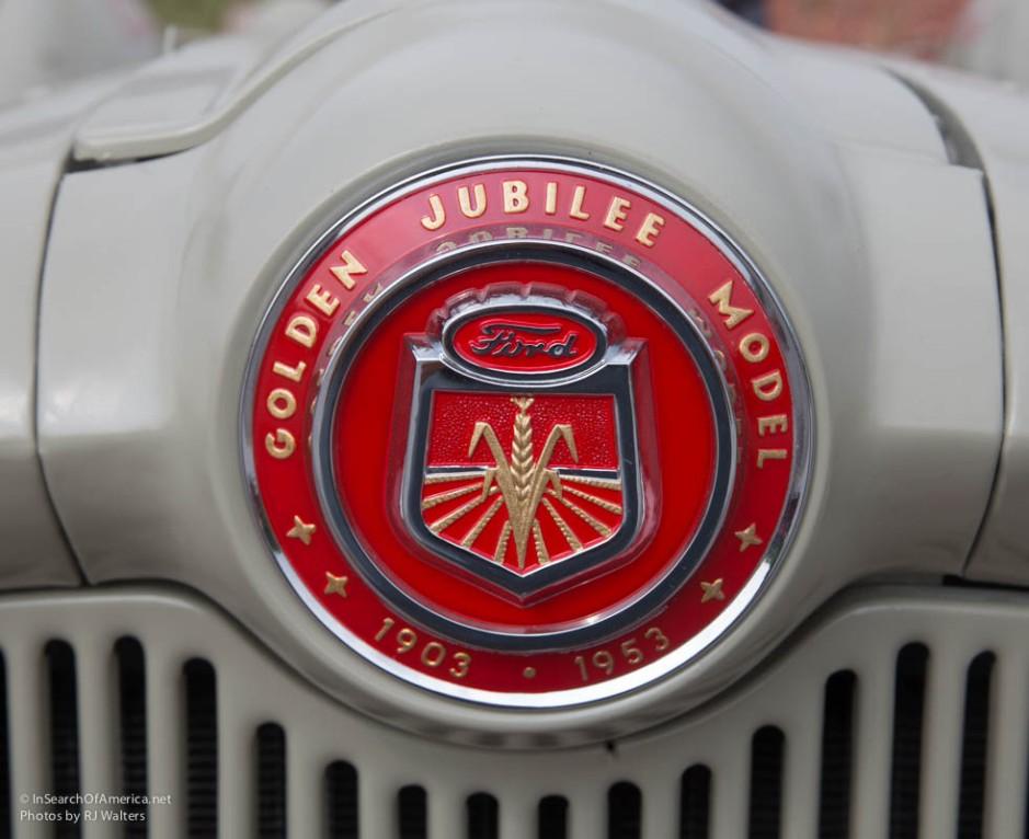 Golden Jubilee Tractor