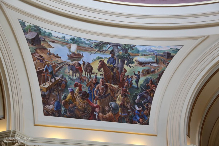 Oklahoma State House Art-2