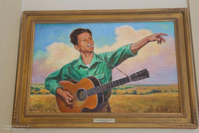 Oklahoma State House Art-7