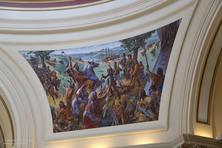 Oklahoma State House Art