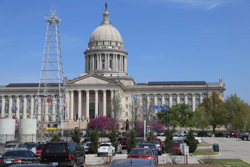 Oklahoma State HouseAgain..