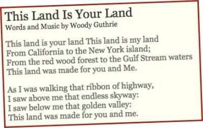 This Land Lyrics