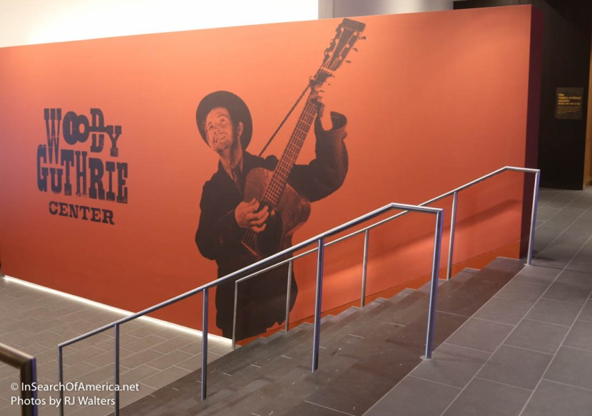 Woody Guthrie Center – Tulsa OK