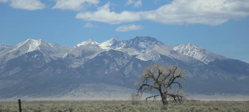 Mountains… Colorado, NewMexico