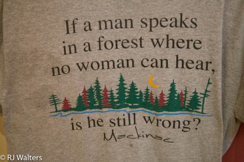 Man wrong T-Sshirt
