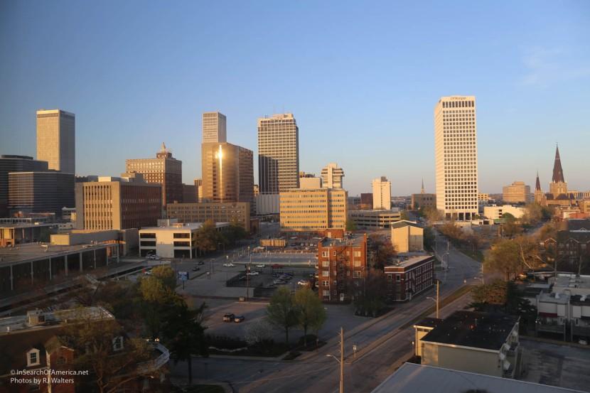 Tulsa…