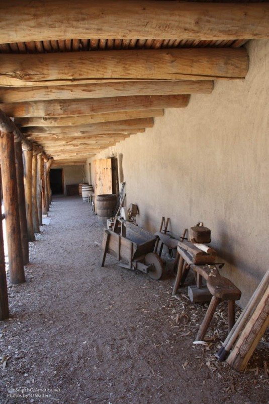 Bent's Old Fort-4