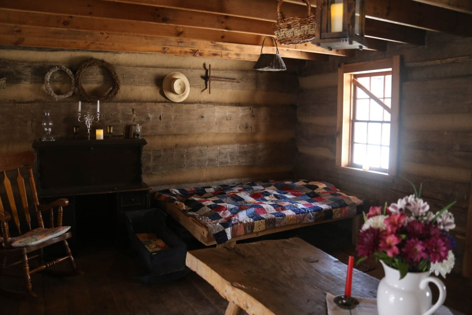 Old Time Cabin