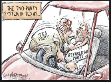 Texas gop platform critical thinking