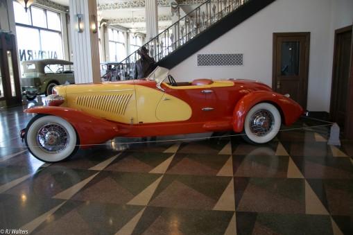 Auburn Museum - Orange-4