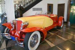 Auburn Museum - Orange
