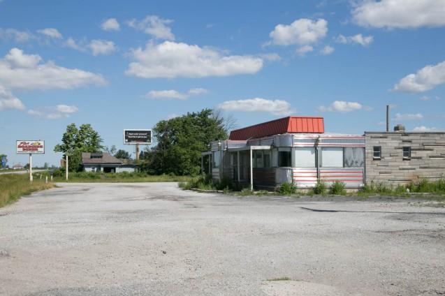 Diner Gas Station-2