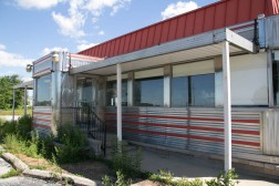 Abandoned Indiana Diner
