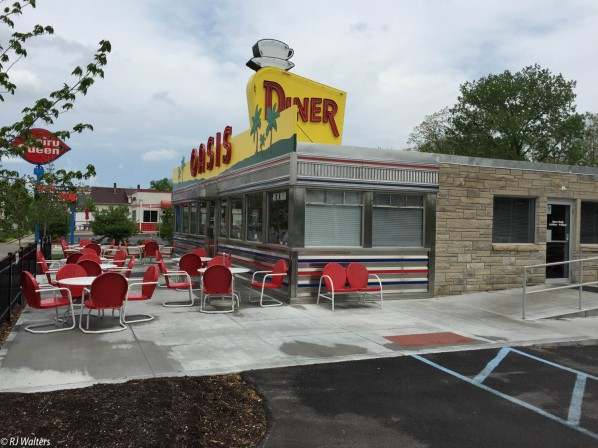 Successful Indiana Diner
