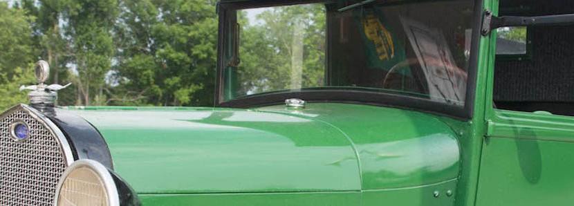 Antique Tractors…