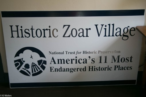 Zoar Village