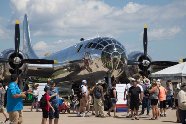 Oh th Infamous B-29