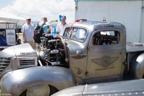 EAA Airshow - No it is not a plane, it's a car!