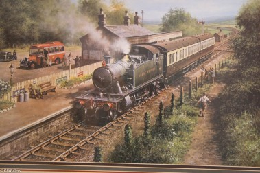 GB RR Museum Painting-6