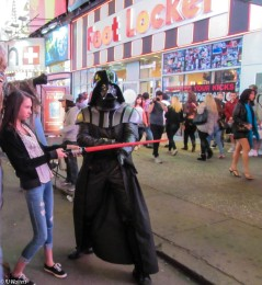 Times Square Partiers-2