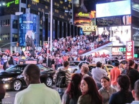 Times Square Partiers-4