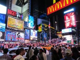 Times Square Partiers-5